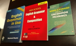 A few references for English grammar that I use