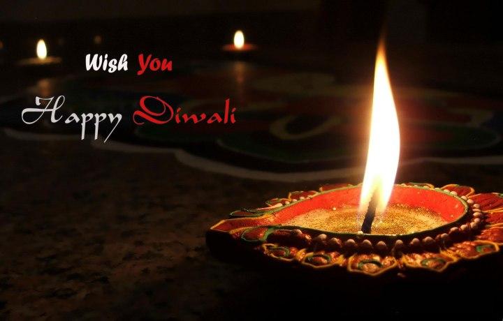 Festival Of Lights: HappyDiwali!