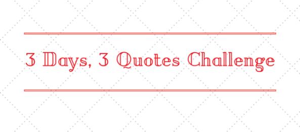 Quotes Challenge #1