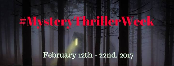 Mystery Thriller Week (MTW) 2017