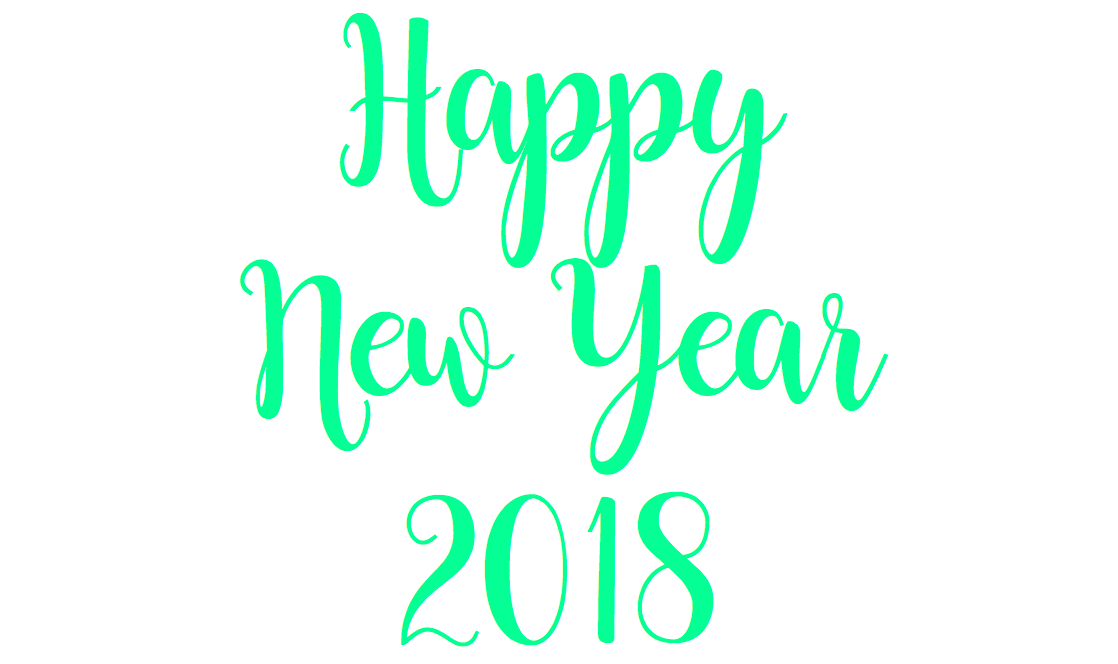 Happy New Year – 2018