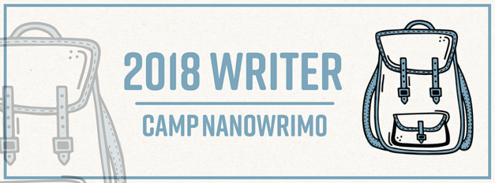 Camp NaNoWriMo April'18