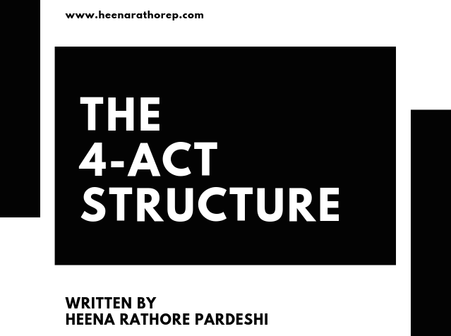 the 4-act structure