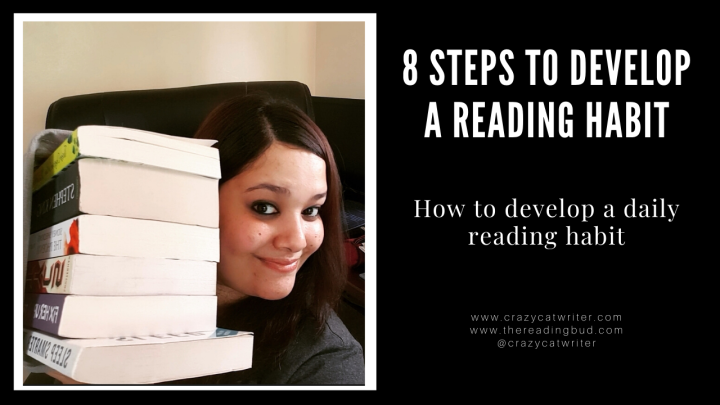 8 Steps To Develop A ReadingHabit