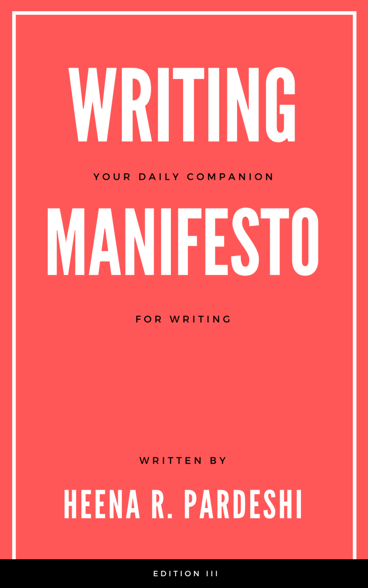 3rd Edition Of Writing Manifesto Is Here!