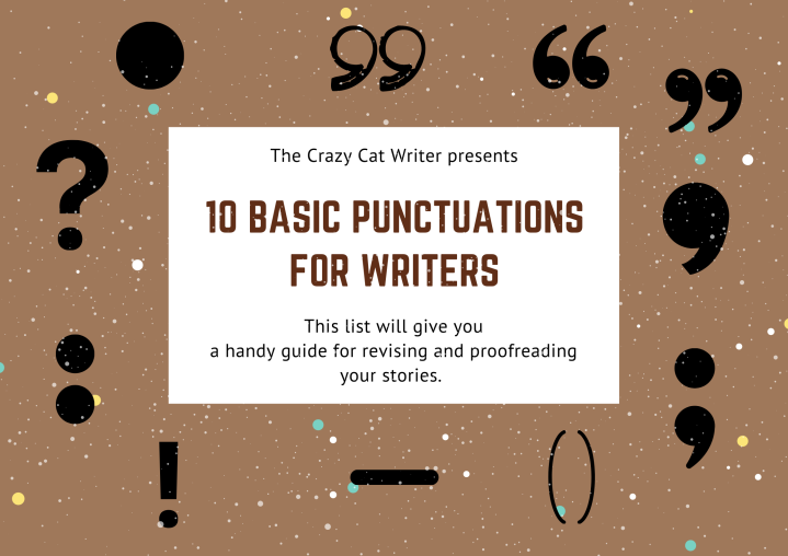 10 Basic Punctuations ForWriters